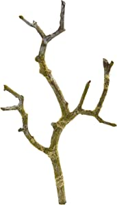 Nearly Natural Mini 12in. Twig Artificial Branch (Set of 24) Silk Flowers, Brown