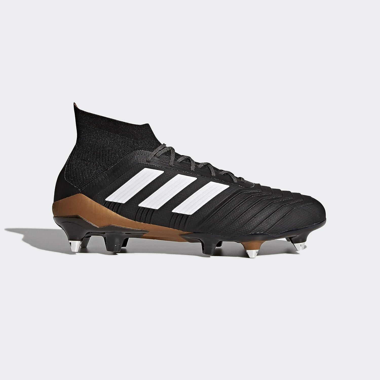 3ce8a6106c7e1 Amazon.com | adidas Predator 18.1 Soft Ground Mens Football Boots ...