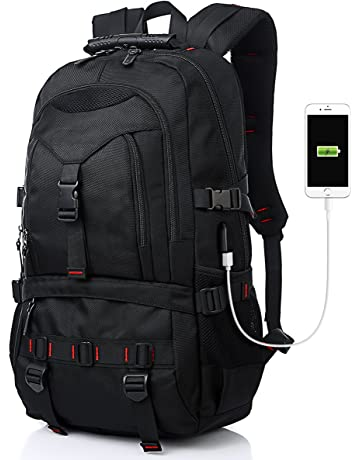 421daf015e Fashion Laptop Backpack Contains Multi-Function Pockets