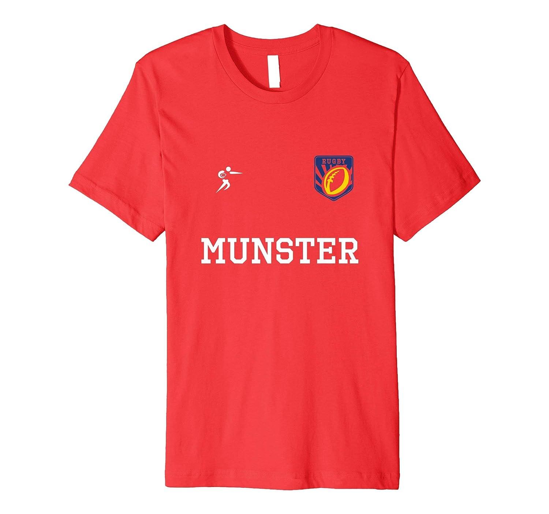 Munster Province Rugbyジャージシャツ B07GGS7CKS