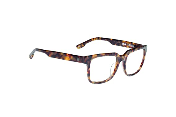 6a64188758 Amazon.com  Spy Crista Rectangular Eyeglasses
