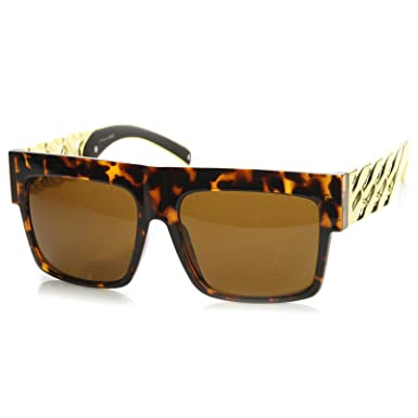 Amazon.com: MLC Eyewear Retro Old School gruesa cadena de ...