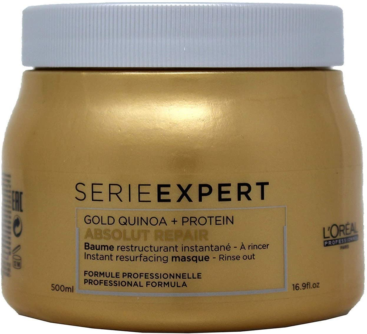 L'Oréal Expert Professionnel Absolut Repair Lipidium Baume Reconstructeur 500 ml