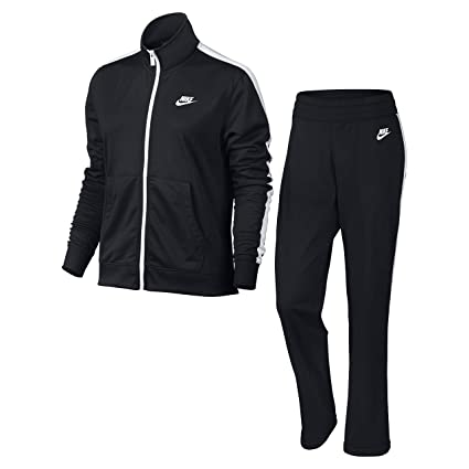 new specials where to buy info for Nike W NSW TRK Suit PK Oh Survêtement Femme, Ridgerock Plum ...