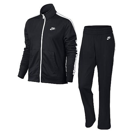 Nike W NSW TRK Suit PK Oh Chándal, Mujer, ridgerock/Plum Dust/Plum ...