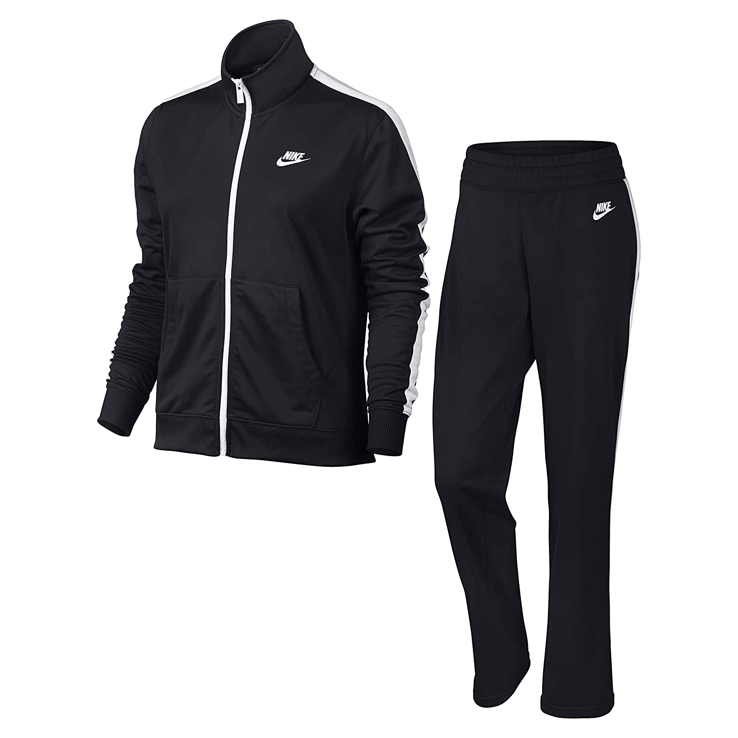 TALLA M. Nike W NSW TRK Suit PK Oh Chándal, Mujer