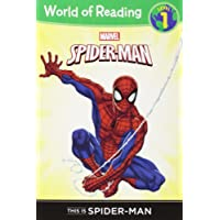 This is Spider-Man Level 1 Reader