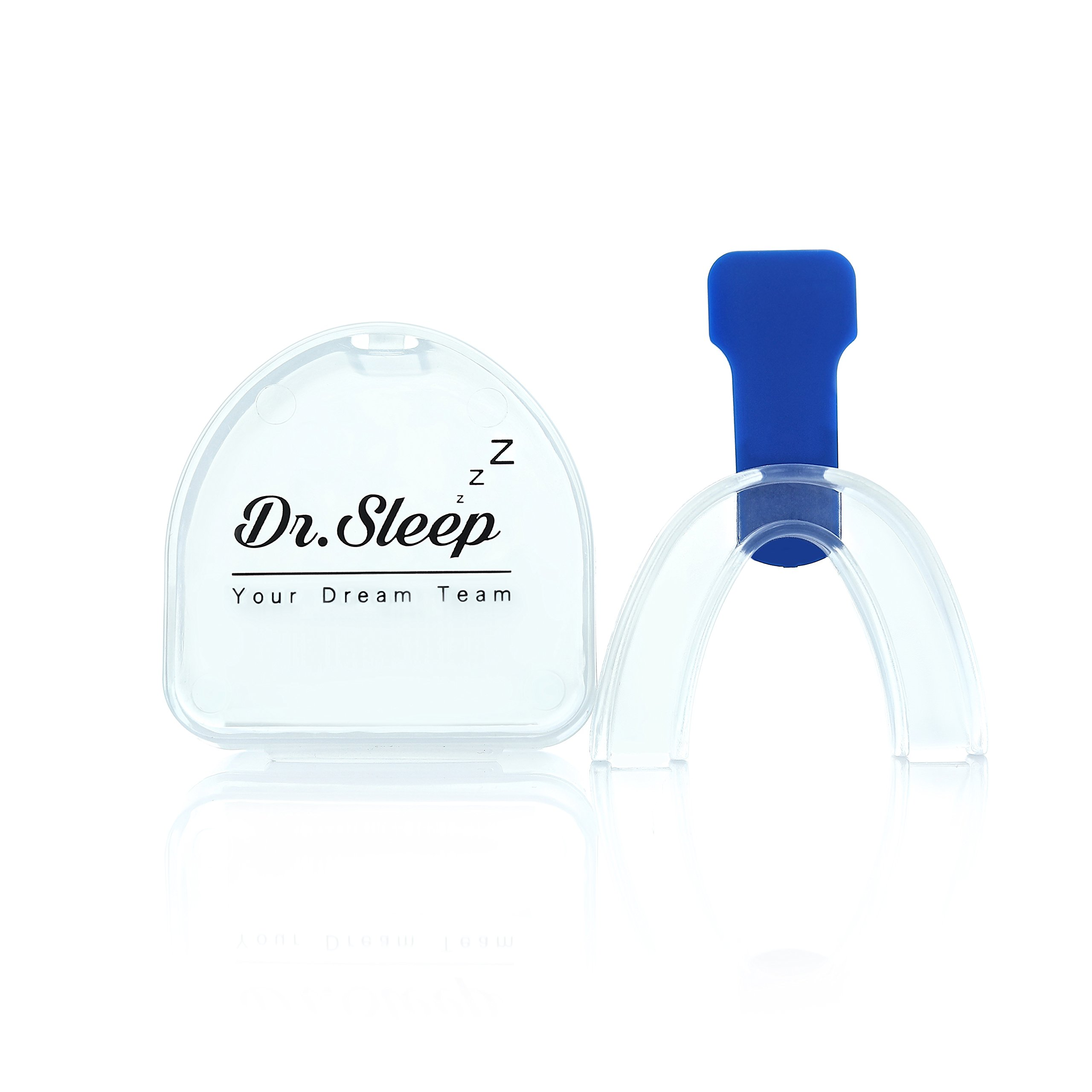 Snore Stopper Mouthpiece - Sleep Aid Custom Night Mouth Guard Bruxism Mouthpiece