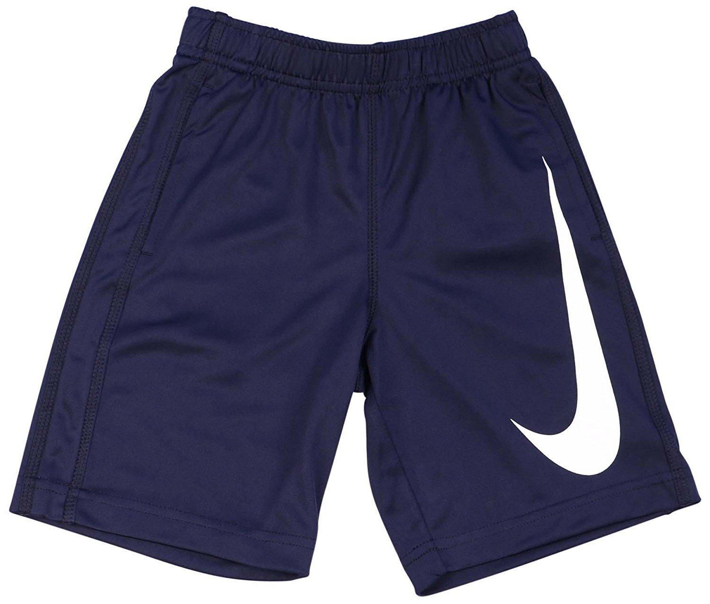 Nike Boys Performance Shorts Obsidian Size 4 Navy by Nike