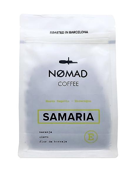 Nomad Coffee - Proceso Honey - Café en Grano, Tueste Espresso - Roasted in Barcelona