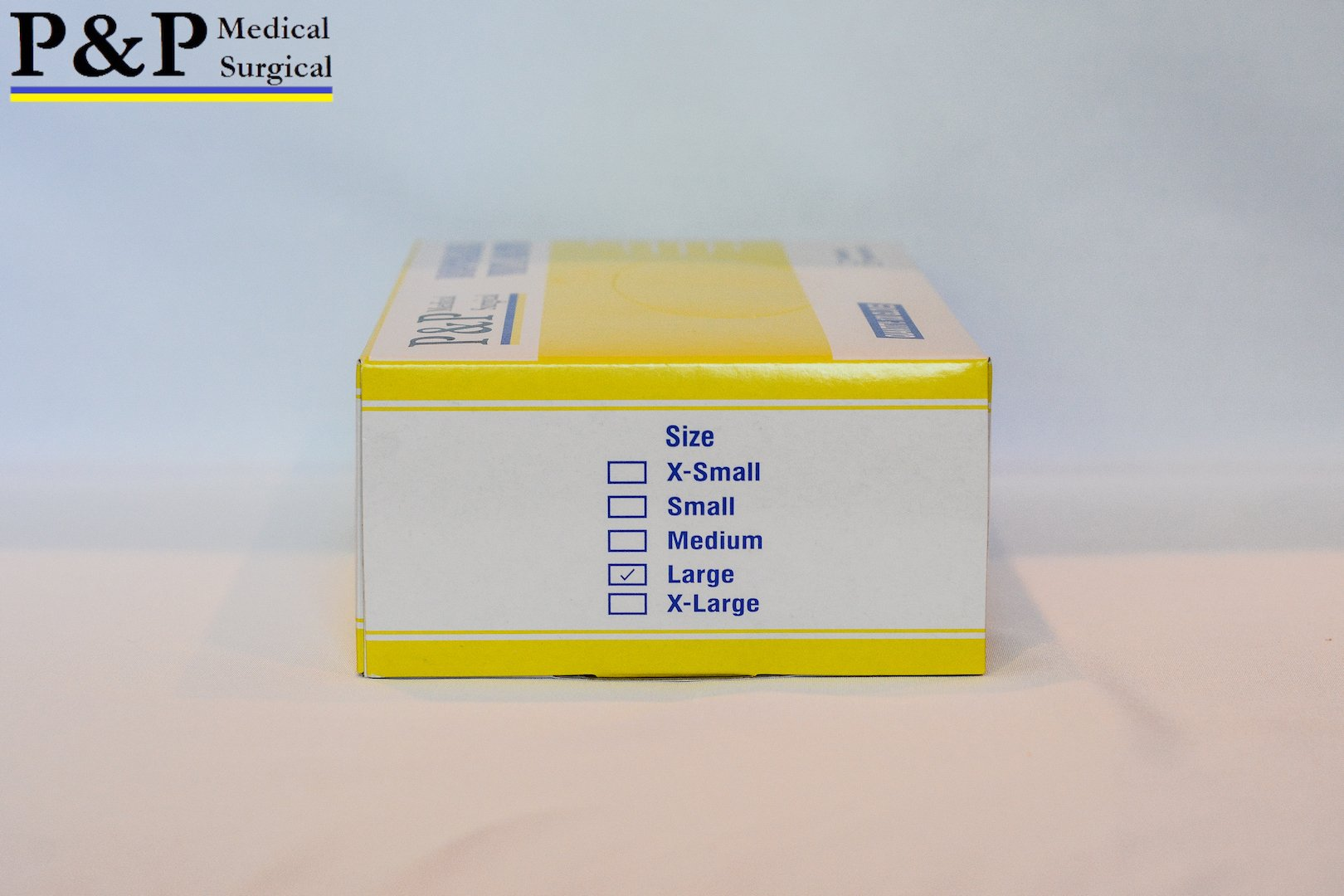 Vinyl Gloves Disposable Medical Exam Powder Latex Free (1 Case= 1000 gloves) X-Large by P&P Medical Surgical (Image #6)
