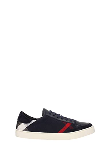 super mignon profiter de la livraison gratuite Style magnifique Sneakers Burberry Homme - Tissu (4003362) 40.5 EU: Amazon.fr ...