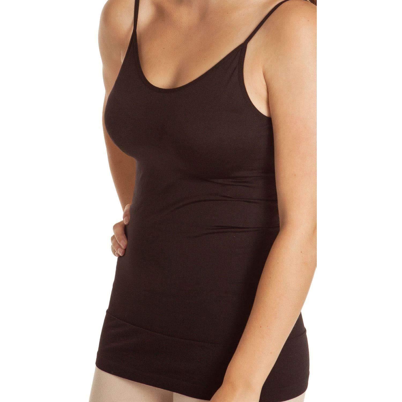 Guilty Gadgets ® Formendes Korsett–Frauen Damen Kurven Shaper-festen Enge Weste Unterwäsche Body Control tragen unter Figurbetont Kleid–Schwarz Farbe–Kleine Größe
