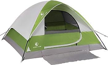 ALPHA CAMP Camping Tent