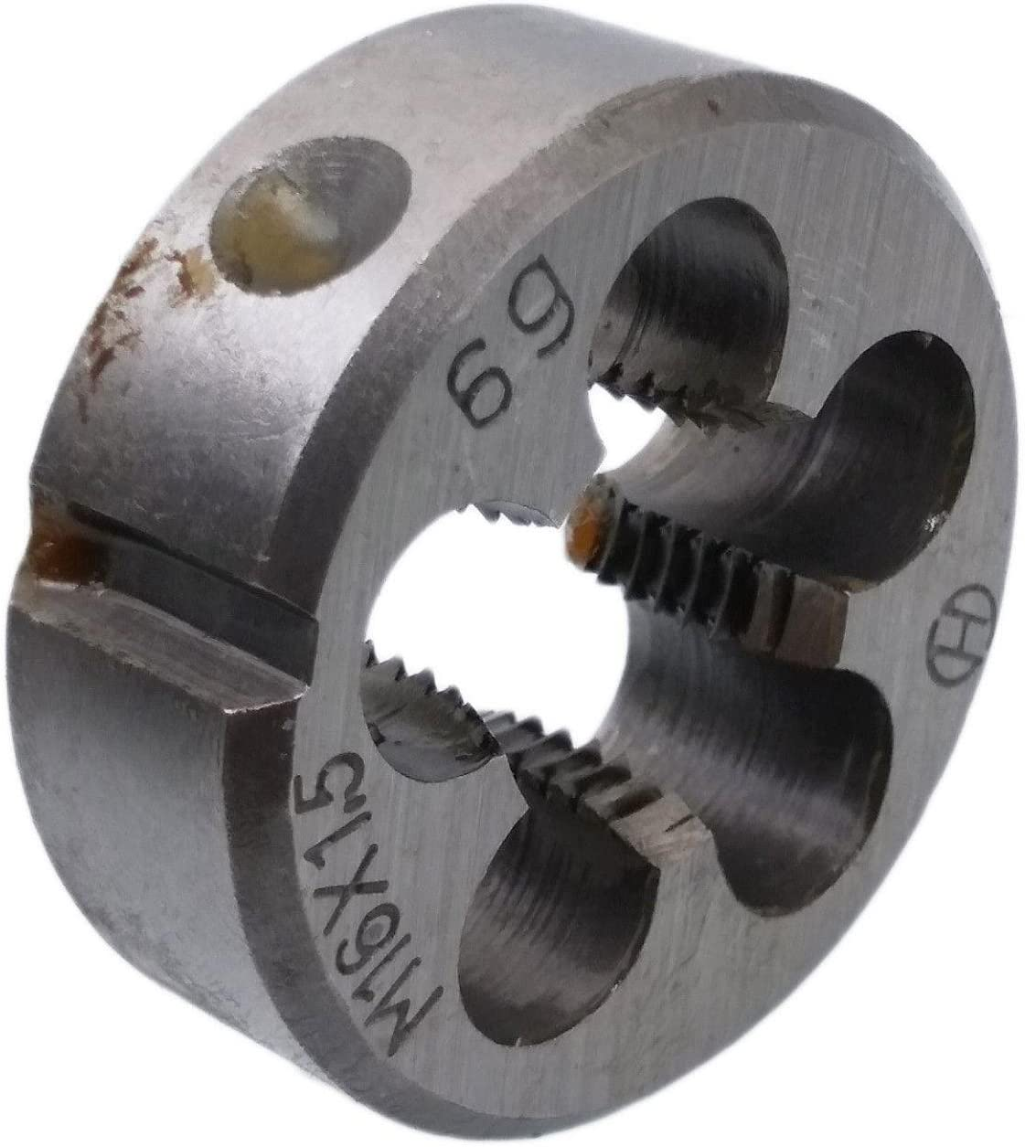HSS 16mm x 1.5 Metric Die Right Hand Thread M16 x 1.5mm Pitch