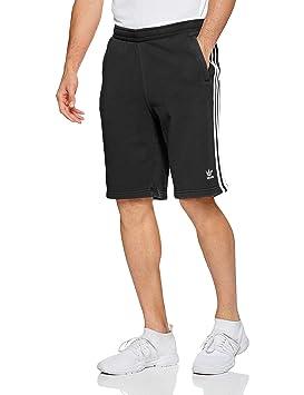 CortoHombreNegro2xl Adidas Pantalón Stripe 3 Short Black POkTZXiu