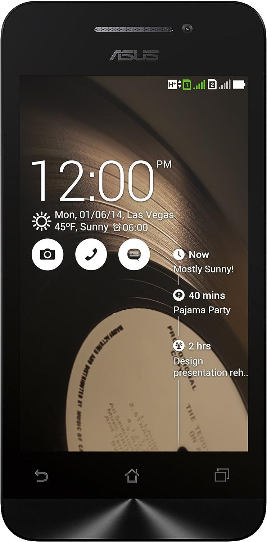 Asus Zenfone 4 - Smartphone libre Android (pantalla 4.5