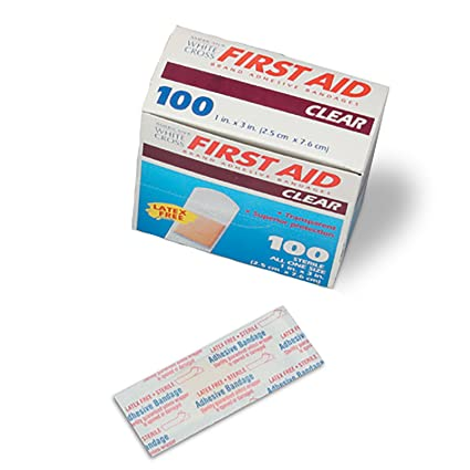 cramer adhesive bandage first aid supplies for athletes fast application for open wound care - First Aid Supplies
