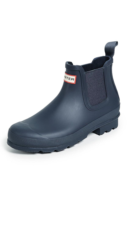 Hunters Boots Men's Original Chelsea Boots B076X5Q5D2 8 B(M) US|Navy