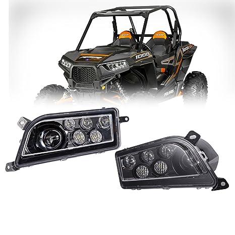 lx-light 2015 – 2016 Polaris RZR 900/1000 S XP Negro LED bombillas