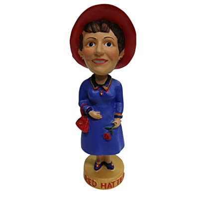 Red Hatter Red Hat Society Bobblehead Limited Edition: Clothing [5Bkhe0304582]