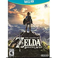 The Legend of Zelda: Breath of the Wild - Wii U - Standard Edition
