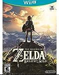 The Legend of Zelda: Breath of the Wild - Wii U Standard Edition