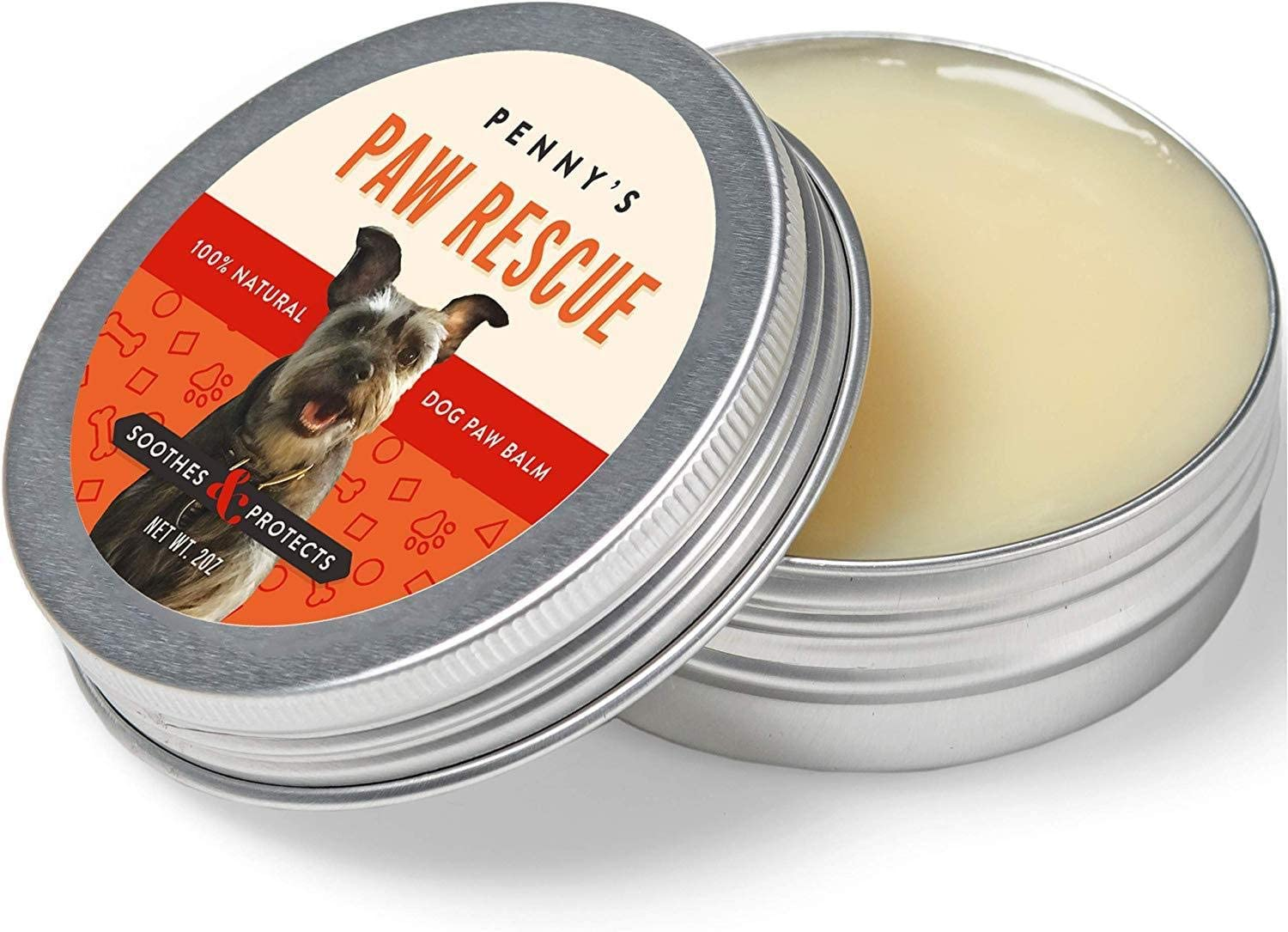 UpNature Penny's Paw Rescue 100% Natural Dog Paw Balm