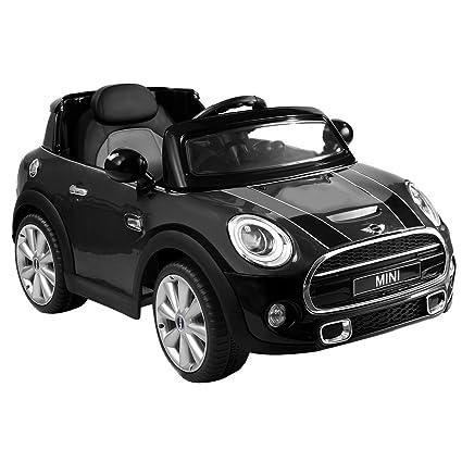 Amazon Com Costzon Ride On Car Licensed Bmw Mini Cooper Electric