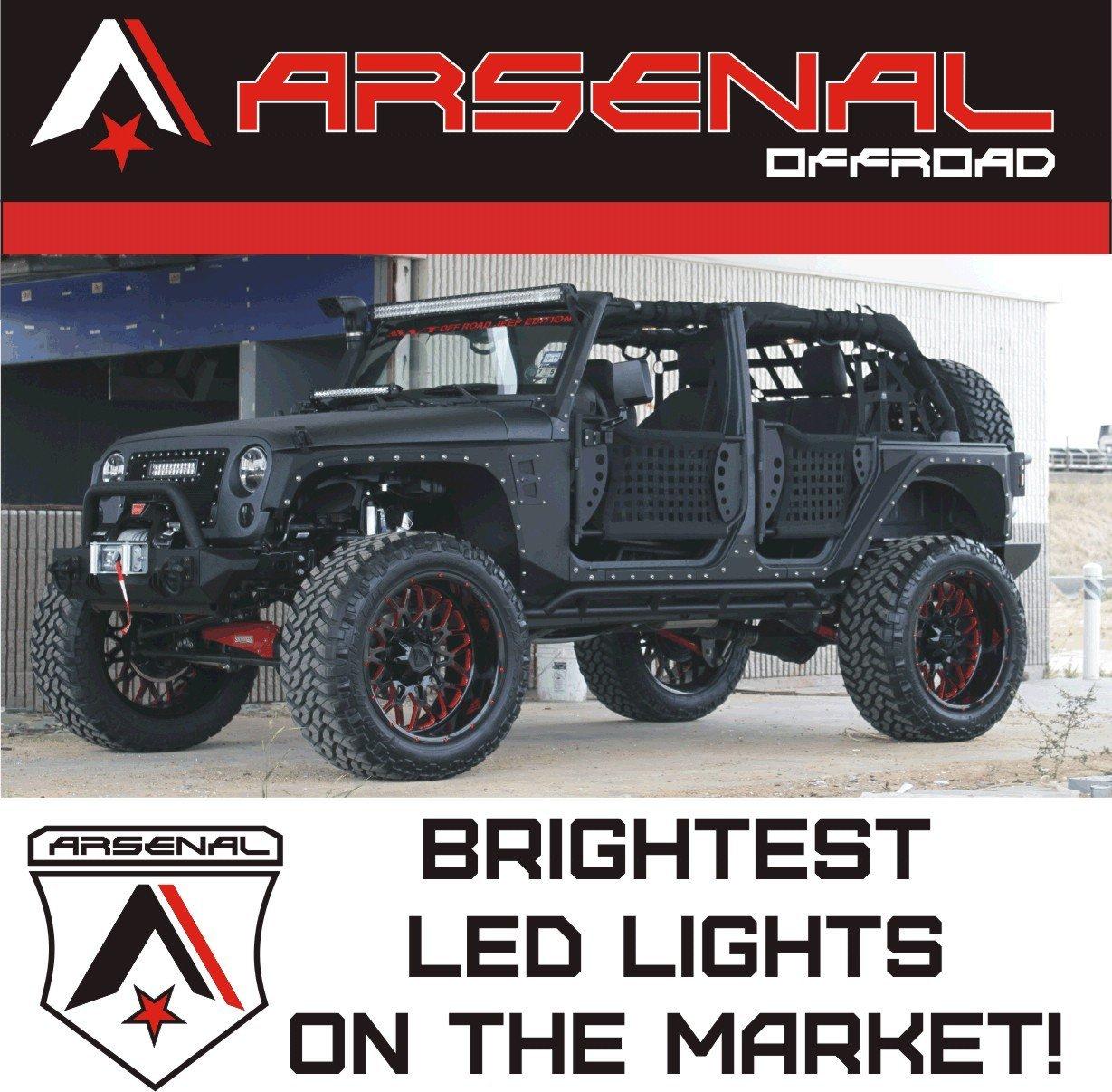 46 5d Halo Led Light Bar By Arsenal Offroad Drl Aliexpresscom Buy 43 Inch 288w Cree Work Wiring Kit Super Spot 10w Leds 240w 21600 Lumen Off Road Polaris Rzr Utv Trucks Raptor