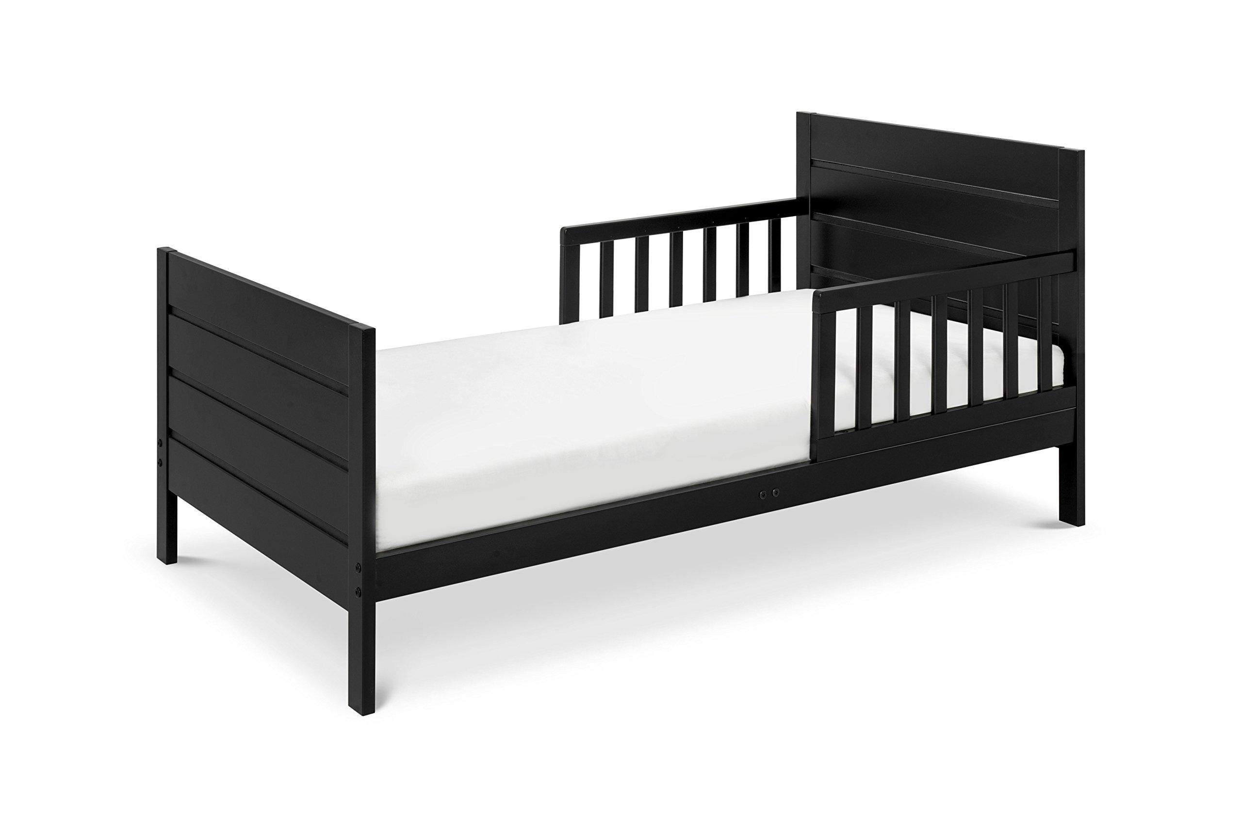 DaVinci Modena Toddler Bed in Ebony