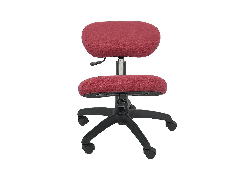 Piqueras y crespo g sgabello da ufficio ergonomico girevole e