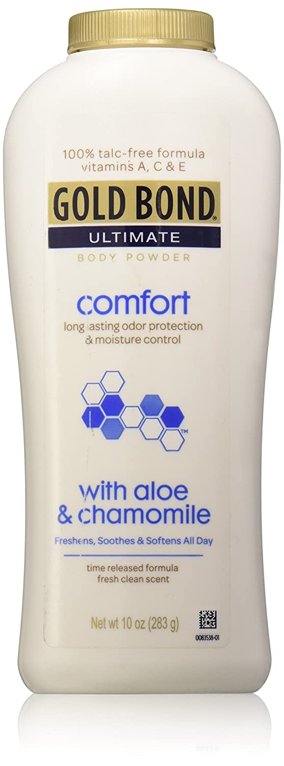 Gold Bond Ultimate Comfort Body Powder 295 ml by Gold Bond CHATTEM848911