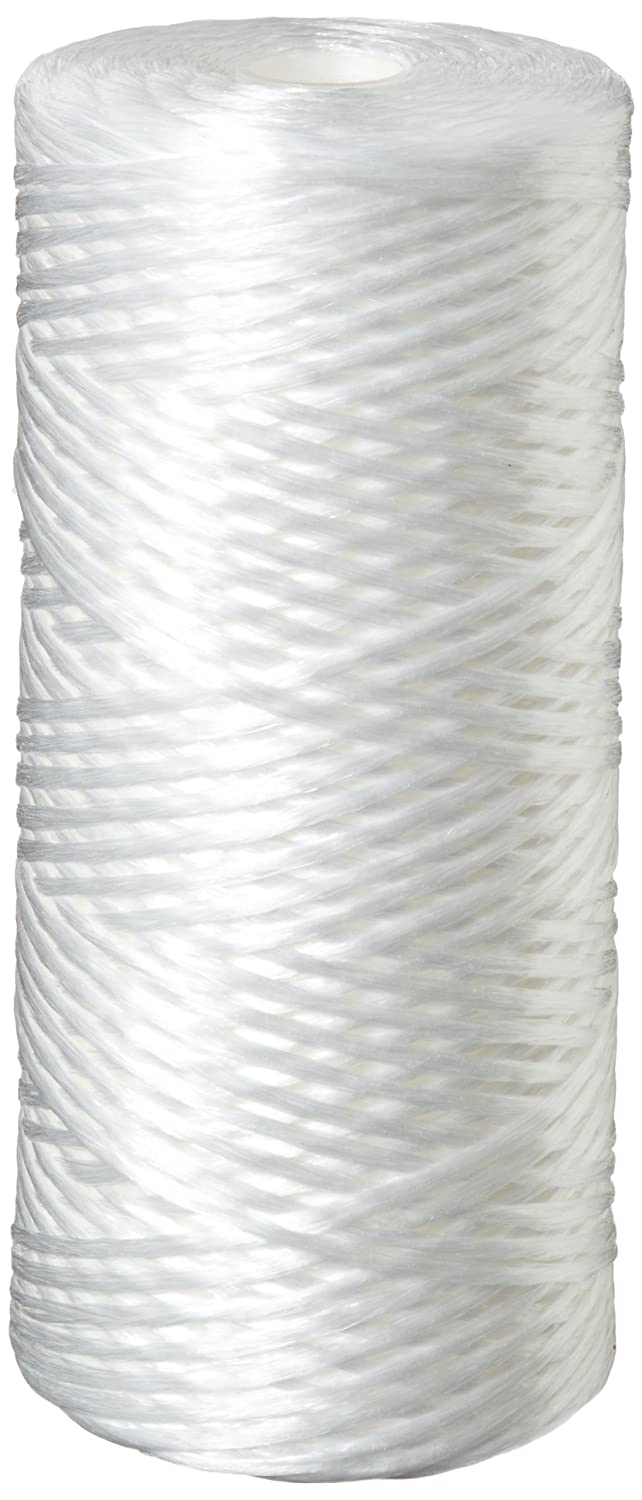 Pentek WPX5BB97P String Wound Polypropylene Filter Cartridge 10 x 4.5 5 Microns