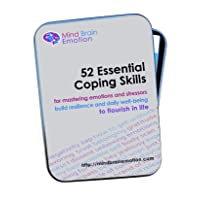 52 Essential Coping Skills - for Mastering Emotions and Stress to Build Resilience and Well-Being - Created by Harvard Educator