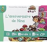 Album 3 : L'anniversaire de Nina CP