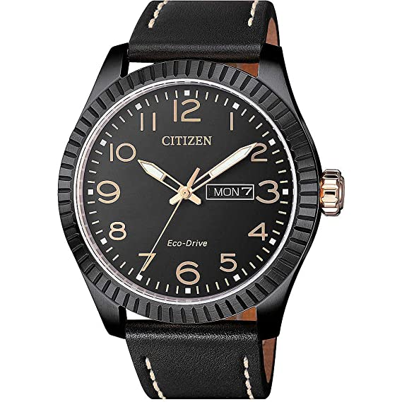 Citizen Reloj para Hombre de la Colección Urban 01 BM8538-10E: Amazon.es: Relojes
