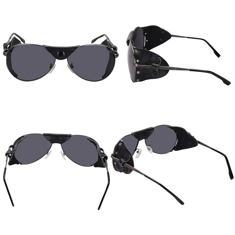 Amazon.com: Ossat - Gafas de sol polarizadas para deportes ...