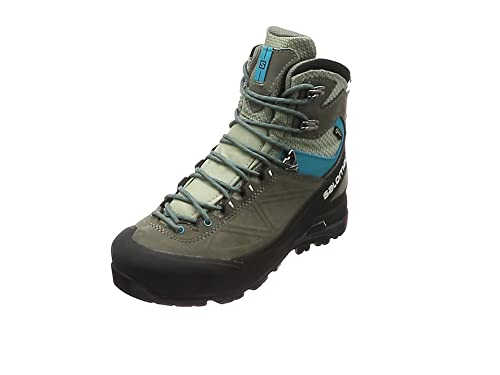 SALOMON X Alp MTN GTX W, Chaussures de Randonnée Hautes