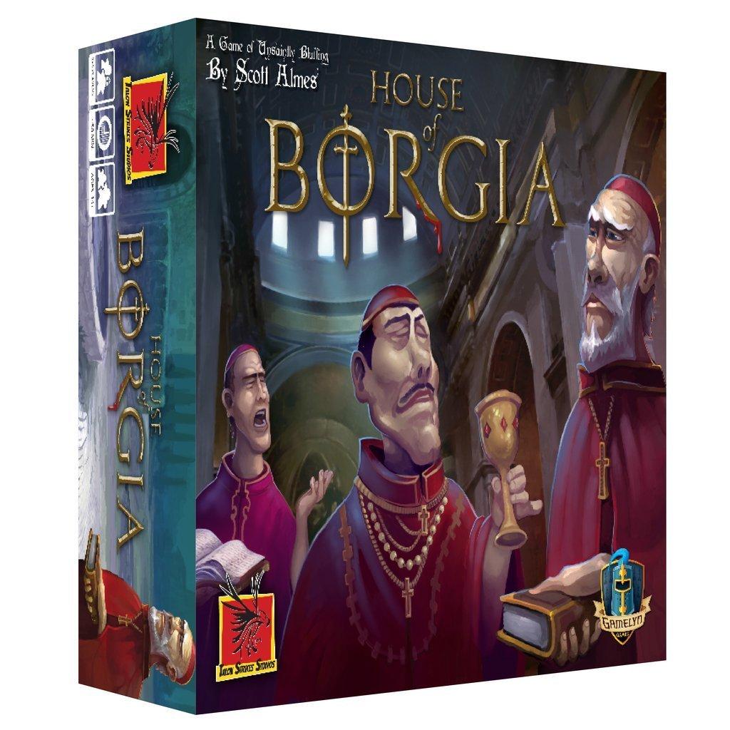 Venta en línea de descuento de fábrica House of Borgia Borgia Borgia - English  Mercancía de alta calidad y servicio conveniente y honesto.
