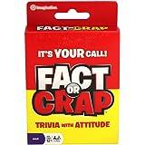 Fact or Crap Card Game