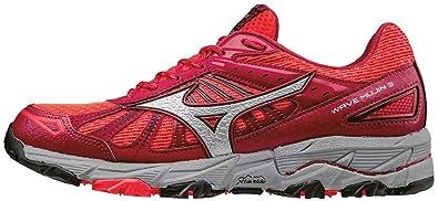 the latest dc189 22b50 Mizuno Women s Wave Mujin 3 (W) Trail Running Shoes, (Diva Pink