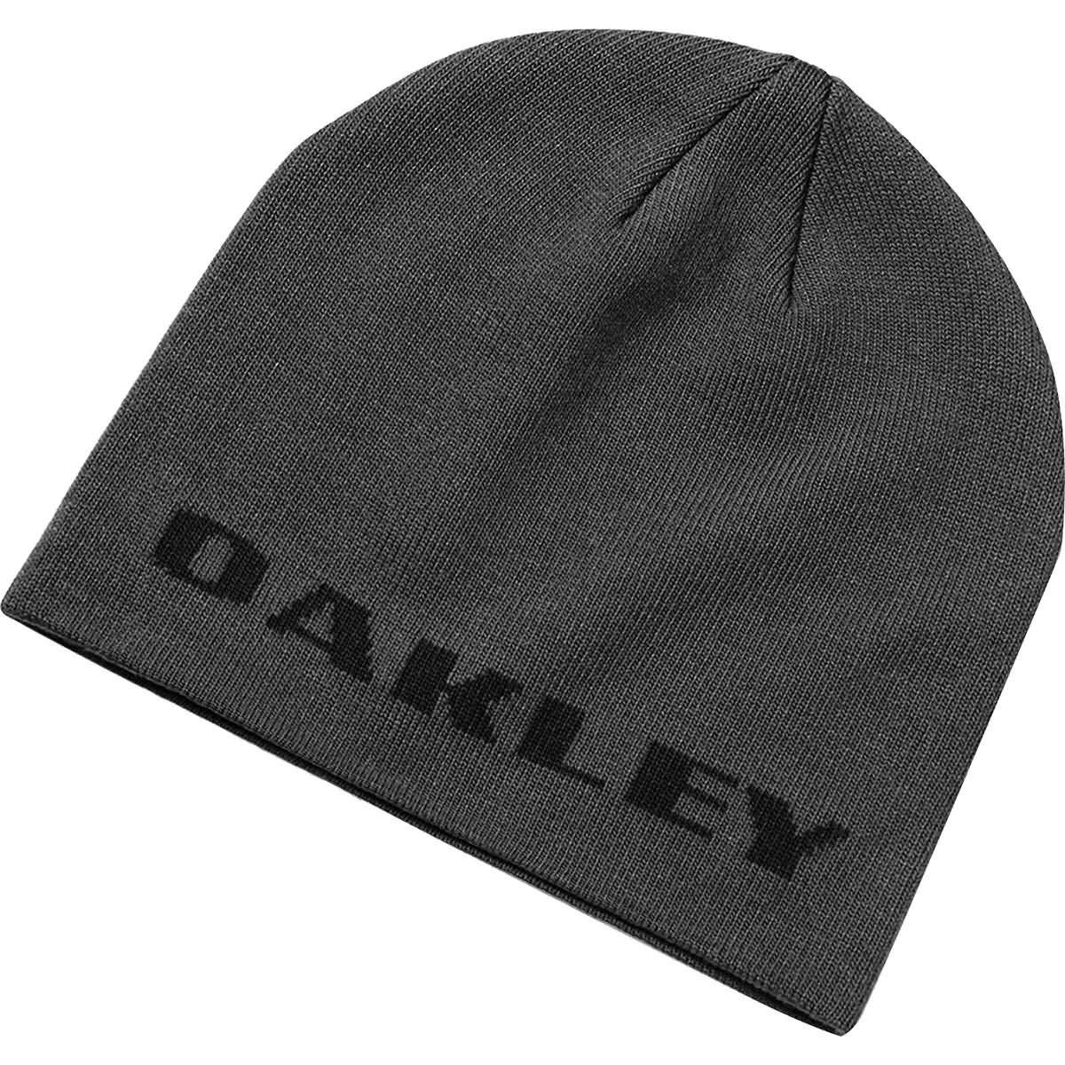 Oakley Men's Rockslide Beanie Hats,One Size,Forged Iron