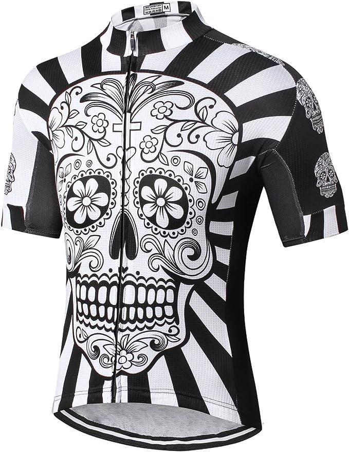 Conquerors Cycling Sport Jersey Men/'s Bicycle Clothing MTB Bike Shirt Top S-5XL