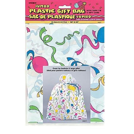 Amazon Jumbo Plastic Celebration Gift Bag Kitchen Dining