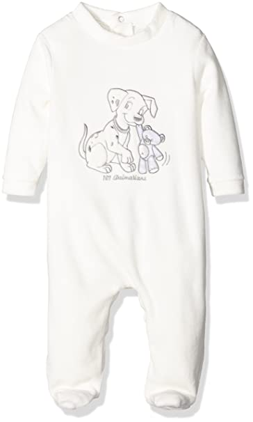 Carica 101 Tutina Neonato, Pijama para Bebés, Unica, L
