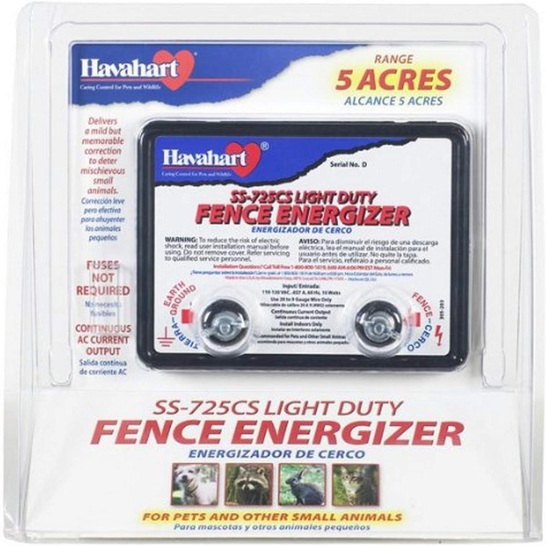 B000HHO9EE Fi-Shock SS-725CS AC Powered Light-Duty Electric Fence Charger, 5-Acre Range 71B5rQYnDwL