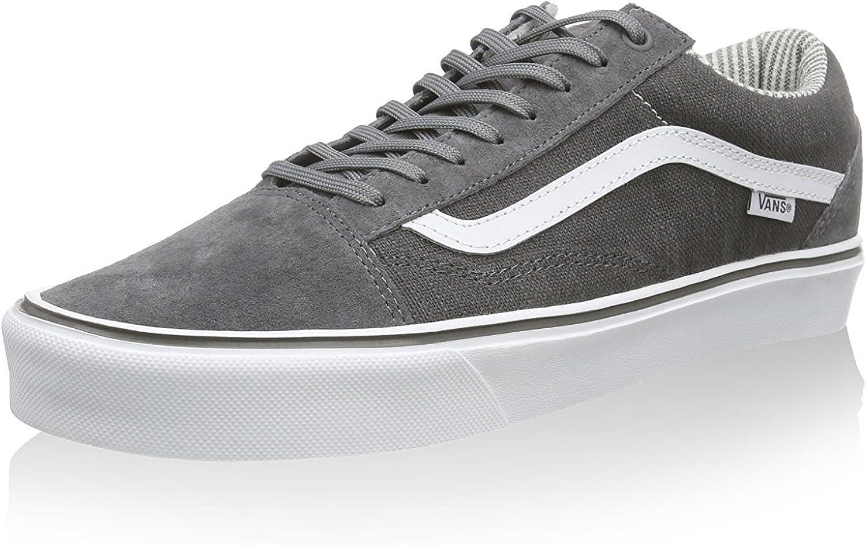 Vans Sneaker M Old Skool Lite grau EU 36.5 (US 5):