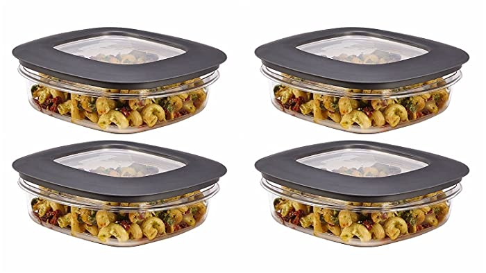 Top 10 Rubbermaid New Premier Food Storage Container 3 Cup