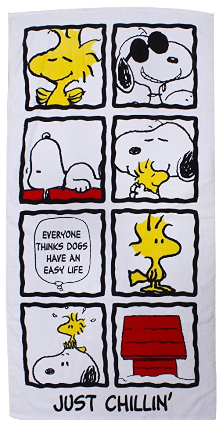 Character World Peanuts Snoopy - Toalla